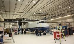 Aircraft Hangar #2