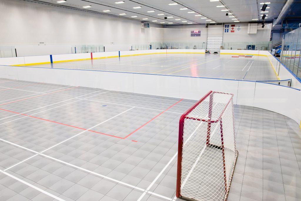 Dek hockey Paspébiac - Aréna Honco