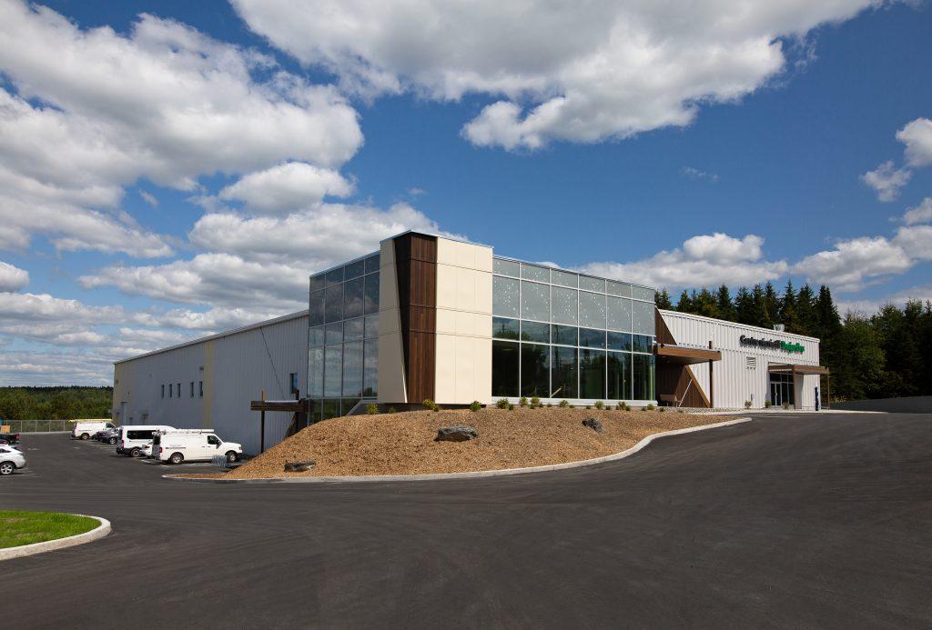 Projet de conception-construction Arena St-Prosper